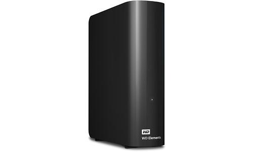 Western Digital Elements 10TB Black
