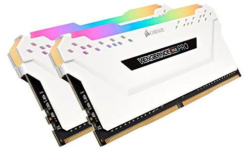 Corsair Vengeance RGB Pro White 32GB DDR4-3200 CL16 kit (CMW32GX4M2C3200C16W)