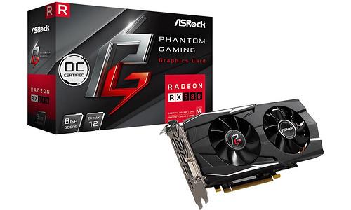 ASRock Radeon RX 580 Phantom Gaming DOC 8GB