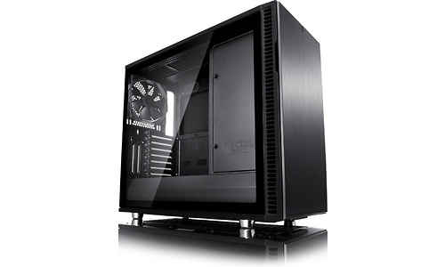 Fractal Design Define R6 USB-C Window Blackout