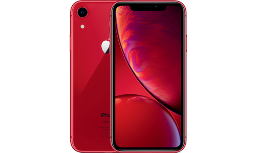 Apple iPhone Xr 128GB Red (USB-A/Charger/Headphones)