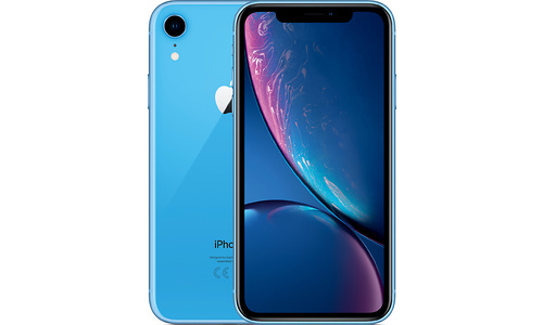 Apple iPhone Xr 128GB Blue (USB-A/Charger/Headphones)