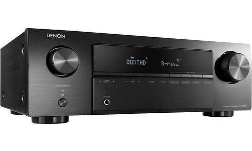 Denon AVR-X250BT Black