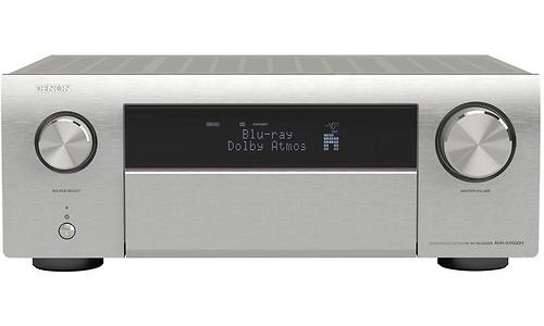 Denon AVR-X4500H Silver