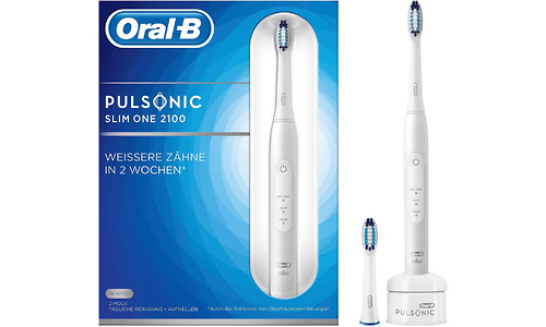 Oral-B Pulsonic Slim One 2100 White