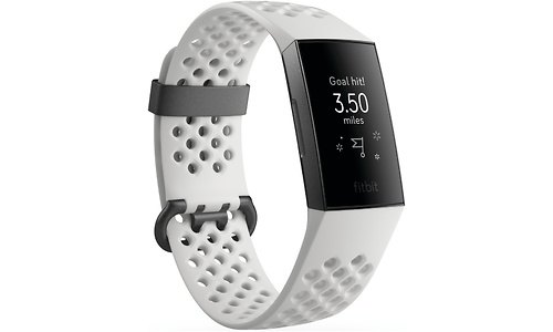 Fitbit Charge 3 Special Edition White