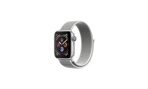 Apple Watch Series 4 40mm Silver Sport Loop Shell