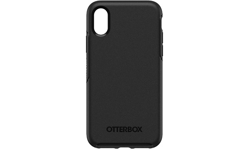 Otterbox Symmetry Apple iPhone Xs Back Cover Black