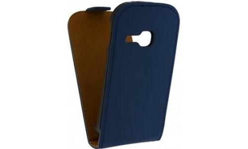 Mobilize Ultra Slim Flip Case Samsung Galaxy Young S6310 Dark Blue