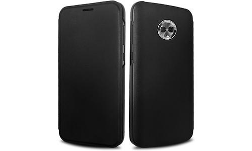 Motorola Moto G6 Flip Cover Black