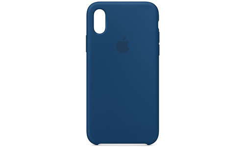 Apple iPhone Xs Silicone Case Blue Horizon
