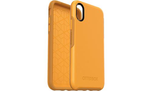Otterbox Symmetry Cover Apple iPhone XS Aspen Gleam