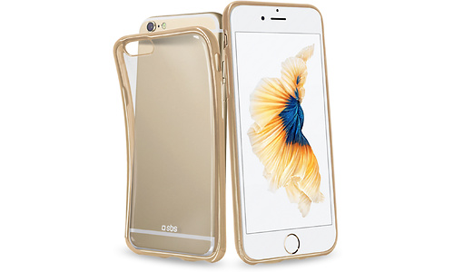 SBS Cover Extraslim Gold Collection for iPhone 6/6S, Gold