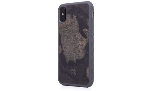 Woodcessories EcoCase Stonez Airshock Camo Grey iPhone X