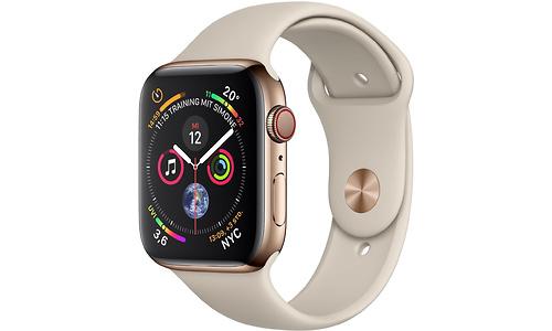 Apple Watch Series 4 4G 40mm Gold Sport Band Gold