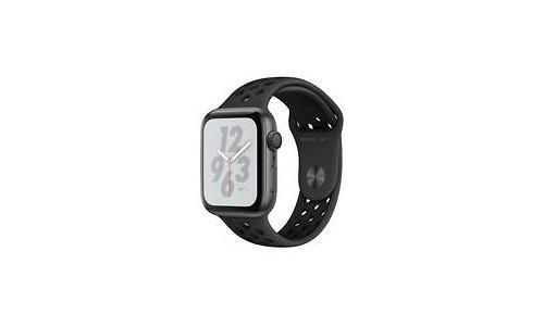 Apple Watch Nike+ Series 4 40mm Space Grey Sport Band Black/Silver