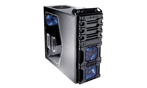 Antec Dark Fleet DF-30 Window Black