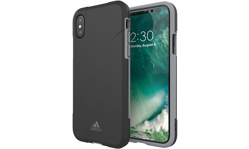Adidas Performance Solo Phone Case For Apple iPhone Black/Grey