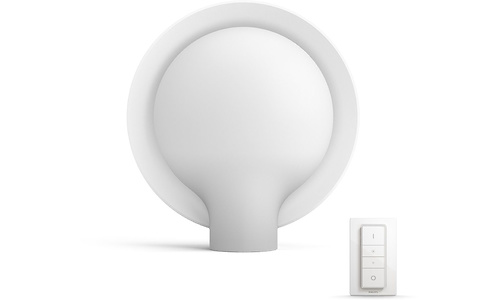 Philips Hue Felicity Lamp + Dimmer Switch