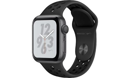 Apple Watch Nike+ Series 4 40mm Space Grey Sport Band Black