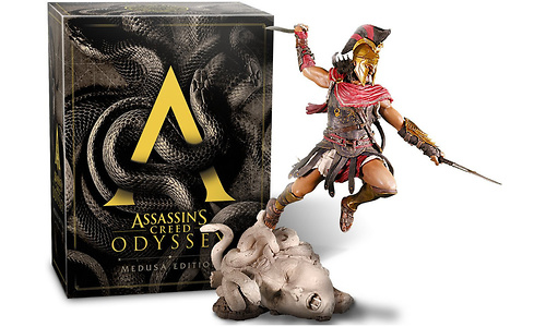 Assassin's Creed: Odyssey Medusa Edition (Xbox One)
