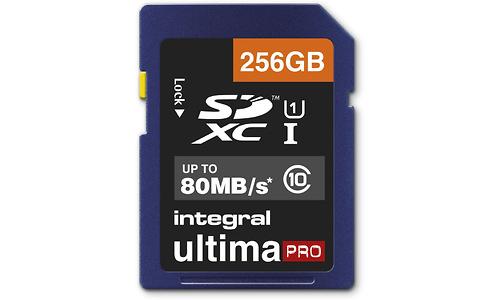 Integral Ultima Pro SDXC UHS-I 256GB