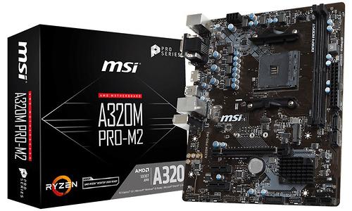 MSI A320M Pro-M2