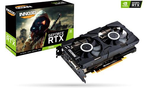 Inno3D GeForce RTX 2070 Twin X2 8GB