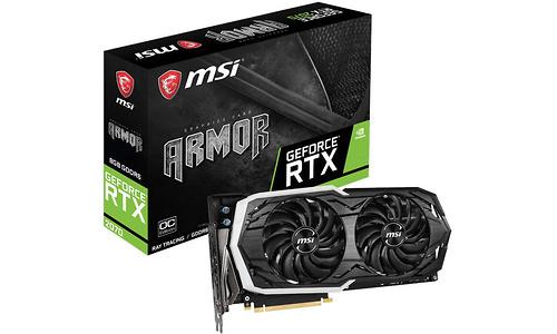 MSI GeForce RTX 2070 Armor OC 8GB