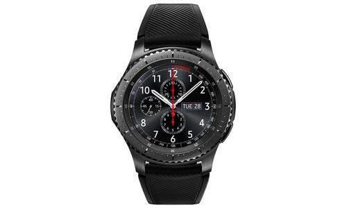 Samsung Gear S3 Frontier Black