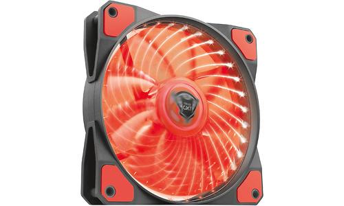 Trust GXT 762R LED Illuminated Silent Black/Red