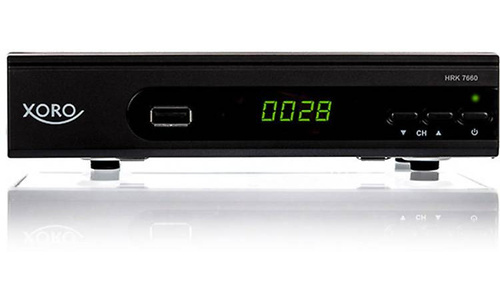 Xoro HRK 7660 Smart Black