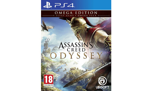 Assassin's Creed: Odyssey Omega Edition (PlayStation 4)