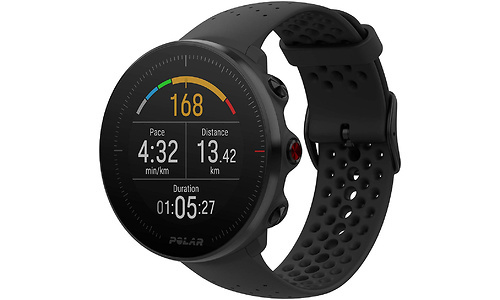 Polar Vantage M Small/Medium Black