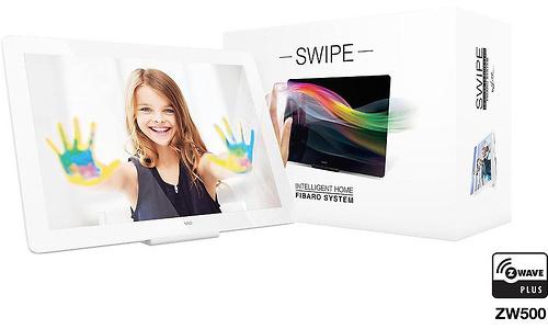Fibaro Swipe Gesture Controller White