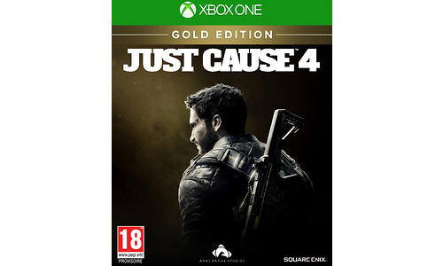 Just Cause 4 Gold Edition (Xbox One)