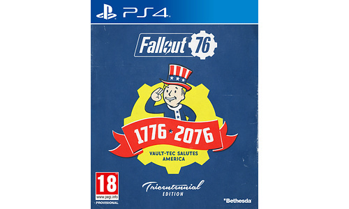 Fallout 76 Tricentennial Edition (PlayStation 4)