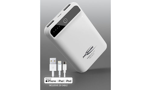 Ansmann Powerbank 10.8 Mini White