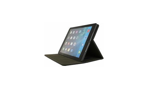 Mobilize Premium Folio Case Apple iPad 9.7 2017/2018 Black