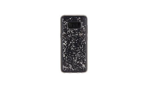 Mobilize Shimmer Case Samsung Galaxy S8 Silver Glitter