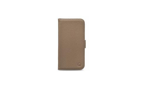 Mobilize Elite Gelly Wallet Book Case Samsung Galaxy A6+ 2018 Taupe