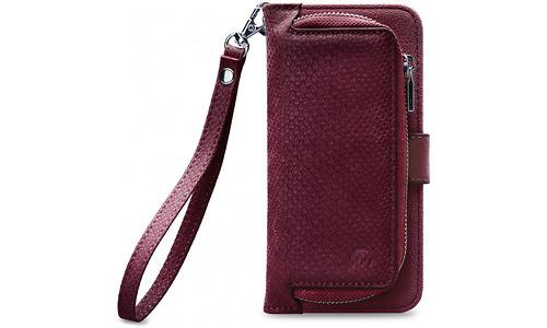 Mobilize 2in1 Gelly Wallet Zipper Case Samsung Galaxy J3 2017 Bordeaux