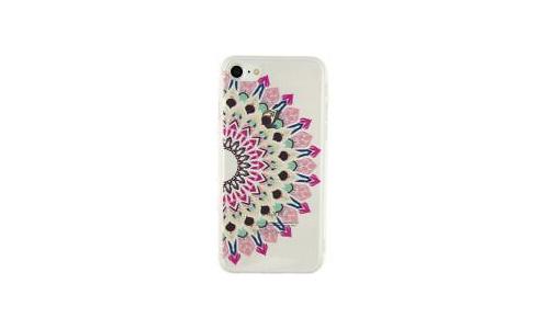 Xccess Thin TPU Case Apple iPhone 7/8 Henna Transparent/Pink