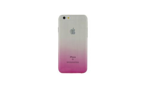 Xccess Thin TPU Case Apple iPhone 6/6S Gradual Pink