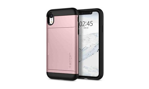 Spigen iPhone XR Slim Armor CS Rose Gold