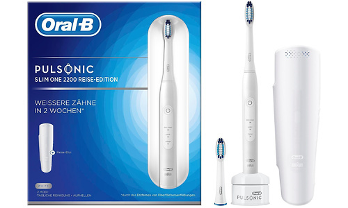 Oral-B Pulsonic Slim One 2200 White