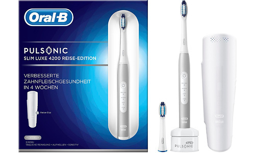 Oral-B Pulsonic Slim Luxe 4200 White