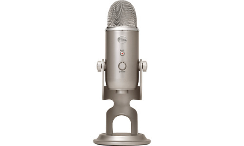 Blue Microphones Yeti Platinum Edition Silver