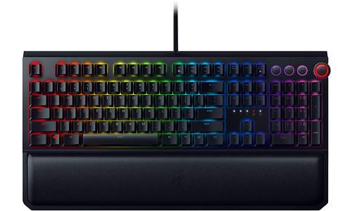 Razer BlackWidow Elite RGB Green Switch Black (UK)