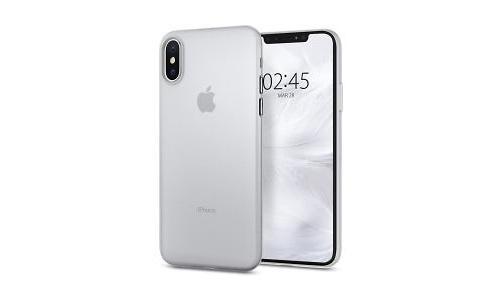 Spigen AirSkin Apple iPhone XS Case Clear